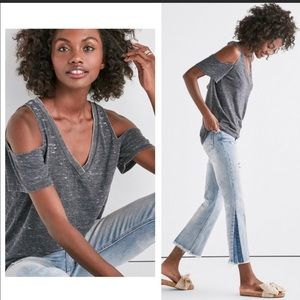 LUCKY BRAND BURN OUT TOP